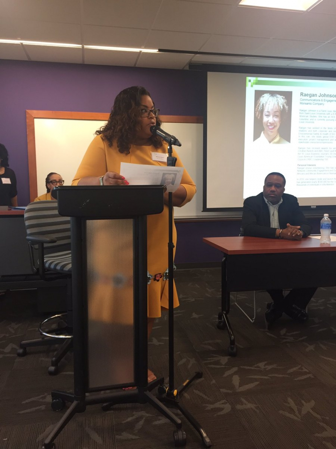 PE participates in Millennials in the Work Place panel discussion